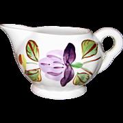 June Bouquet Pattern Creamer/Pitcher by Blue Ridge Southern Potteries