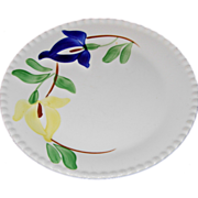 Carnival Pattern 6 1/8 Inch Bread & Butter Plate by Blue Ridge Southern Potteries