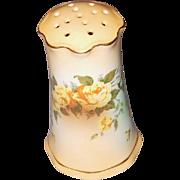 Fleur-de-lis marked Sugar Shaker/Muffineer