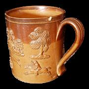 SALE Doulton Lambeth Salt Glaze Mug-Tankard