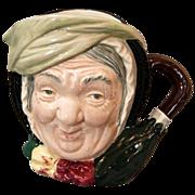 Royal Doulton Large Character Mug, Sairey Gamp
