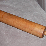Solid Maple Vintage Rolling-Pin