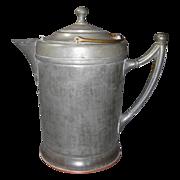 Steam Coffeepot w/Holder & Insert