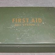 Bell System First Aid Kit