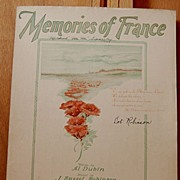 Memories of France – 1928