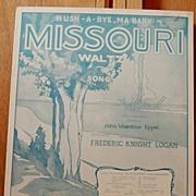Missouri Waltz – 1914