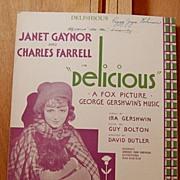 Delishious – 1931