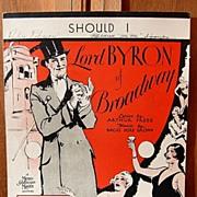 Should I – 1929