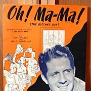 Oh! Ma-Ma! (The Butcher Boy) – 1938