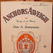 Anchors Aweigh – 1942