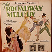 The Broadway Melody – 1929
