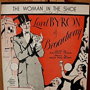 The Woman In The Shoe – 1929