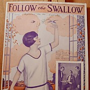 Follow The Swallow – 1924