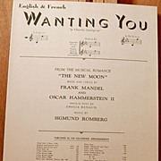 Wanting You – 1928