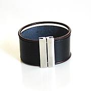 Men's Leather Cuff Bracelet - Cuff Bracelet- Men's Cuff Bracelet -Men's Bracelet- Unisex Brace