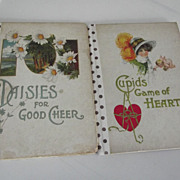 Pair of Victorian Sweetheart Books