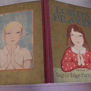 "Children's Book ""The Lord's Prayer"""