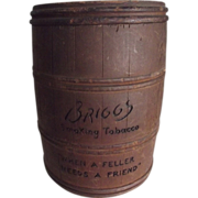 Briggs Smoking Tobacco  Barrel