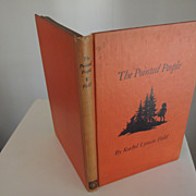 """Poetry Book """"The Pointed People"""""""