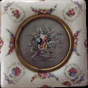 Miniature Porcelain Painting