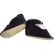 SOLD German Doll Shoes