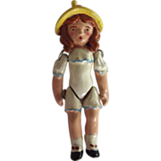 Metal Jointed Doll Pendant