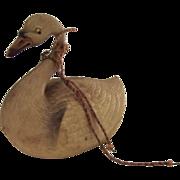 Celluloid Swan