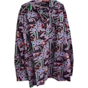 Psychedelic Men's Shirt