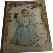 """Children's Book """"A Dozen Darlings and Their Doings"""""""
