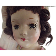 SALE Mary Hoyer Type Doll