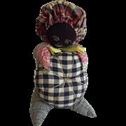 Ethnic Pincushion Doll