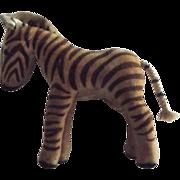 Steiff Zebra