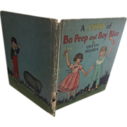 A Story of Bo Peep and Boy Blue by Queen Holden