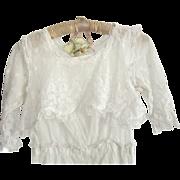 SOLD Edwardian Wedding Dress