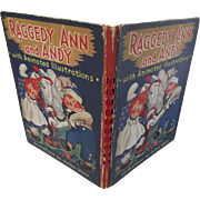 Raggedy Ann and Andy With Animated Illustrations