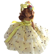 Storybook Doll Bisque, Jointed Legs