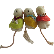SOLD Three  Mice