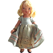 Nancy Ann Storybook Doll Through The Looking Glass