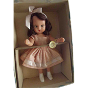 Nancy Ann Storybook Doll Big Sister Goes To Play