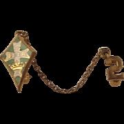 Tiny Catholic Pin