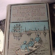 SALE Commodore Barney's Young Spies