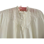 Early Lady's Nightgown
