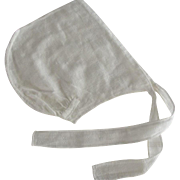 Cotton Bonnet, Lady's Size