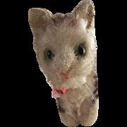 Steiff or Herman Cat Doll Size