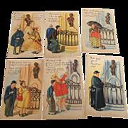Mannekin Pis Post Card Packet