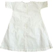 Simple Little Baby Doll Gown