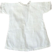 Simple Little Doll Nightgown
