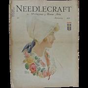 Needlecraft  Magazines 1932 and 1925