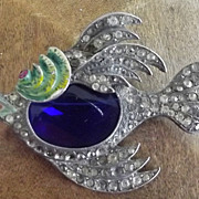 Rare Staret Fish Pin