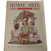 Home Arts Magazine 1939
